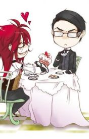 You like Grell  Dontcha William? by adorkyhobbit