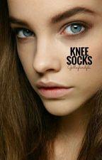 Knee Socks || daddy h.s. by GallaghersLyla