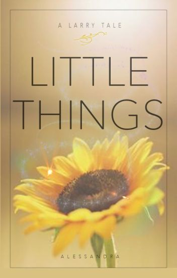 Little Things 🌷 l.s thumbelina au