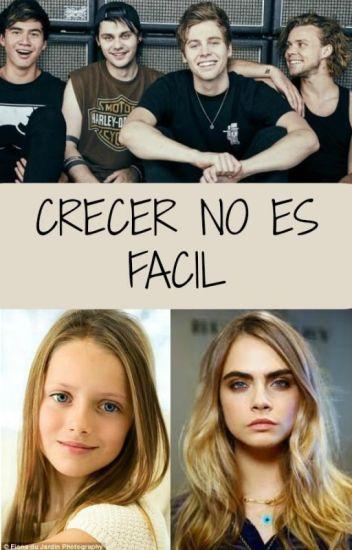CRECER NO ES FÁCIL