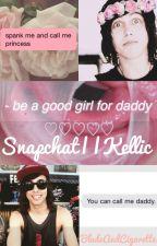 Snapchat    Kellic by BladeAndCigarette