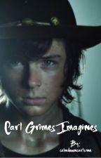 Carl Grimes Imagines by calmdowncarlvine