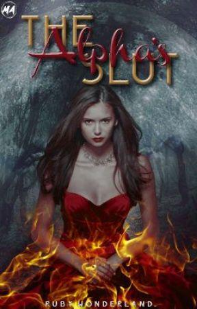 The Alpha's Slut (#Wattys2016) by Ruby_Wonderland