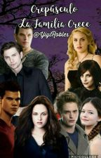 Crepusculo  la familia crese  by YiyiRobles