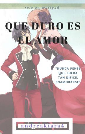 Que Duro Es El Amor         (Livius & Nike) by AndreaKiara4