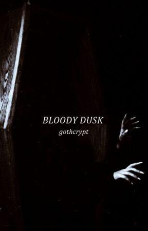 Bloody Dusk by disseocorvo