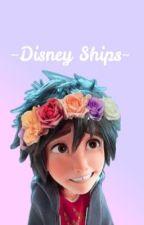My Disney Ships by big_hero_6_queen