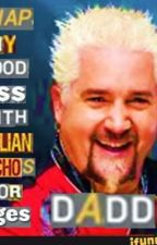 Guy Fieri and the Fieri in My Heart by JigglyJelloJellal