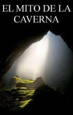 El mito de la caverna// Platón by grizelpinto