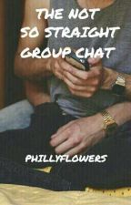 the not so straight group chat ☼ multiship gc au by phillyflowers