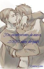 Nos Encontraremos de Nuevo, 2000 Años Después  {Ereri/Riren}  by Kamira-Sama