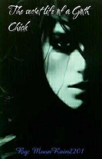 Ein Goth Chick