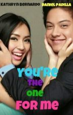 You're The One For Me by kathnielis_love