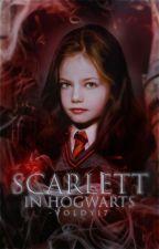 Scarlett in Hogwarts (SIH 1) by -voldy17