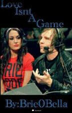 Love Isn't a game (on hold) by liz_WWE