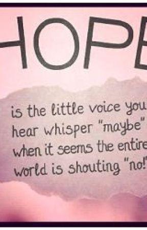 Never lose hope (OHSHC short story) by jinyx12