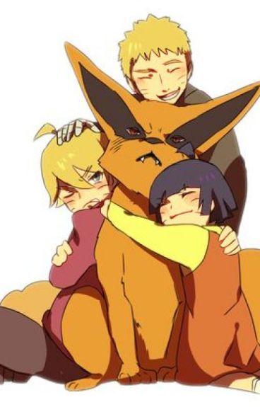 ¡Juega con nosotros, Kurama-chan!