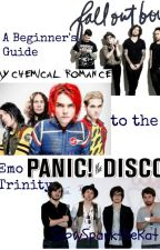 A Beginner's Guide to the Emo Trinity by SnowSparktheKat