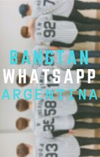 bangtan whatsapp Argentina by _cypherqueen