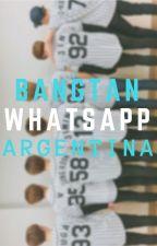 bangtan whatsapp Argentina by ildfluechim