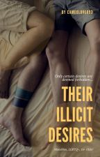 Their Illicit Desires | ManxMan | 18+ by CameoLover93