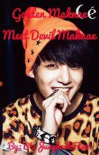 Golden Maknae Meet Devil Maknae by BTSJungkookFan97