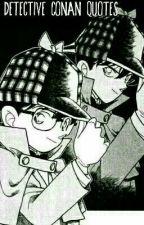 Detective Conan Quotes by Clannex