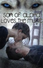 Son of Alpha Loves the Music (DISCONTINUED) by Makmaklala