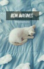 IKON IMAGINES by cinnxmons