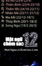 Mật ngữ 12 chòm sao by Quu2358