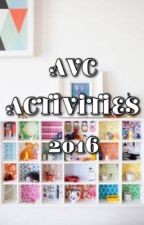 AVC ACTIVITIES 2016 by AdminCess