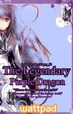 The Legendary Purple Dragon by boyishguy_58