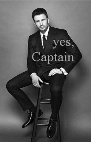 Yes, Captain (Chris Evans FanFiction)