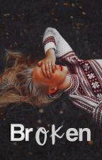 Broken || Carl Grimes  by -txmblrqueen