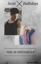 She is different. [Tw fanfic] by neighelyahood