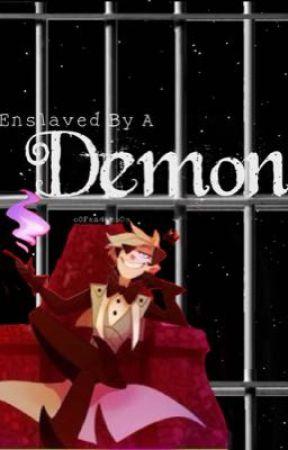 Enslaved By A Demon // Bipper - Billdip // Slight AU by Zuppiin