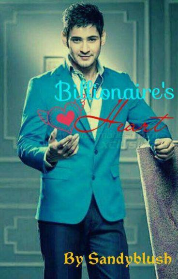 Billionaire's Heart (#wattys2016)