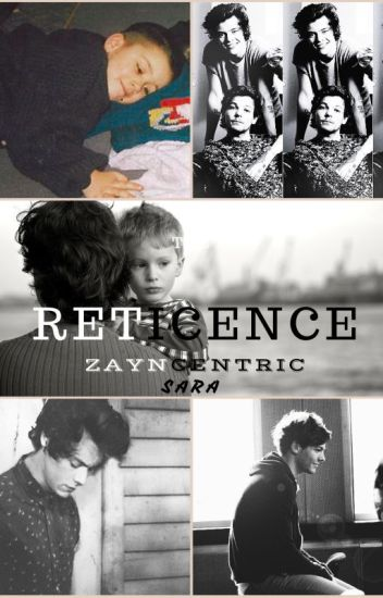 Reticence ( Kid!Zayn) ( Larry Family)
