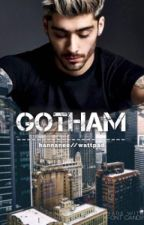 GothaM-Ziam fanfiction by hannanee