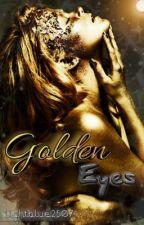 Golden Eyes by lightblue2507