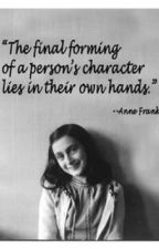 Diary of Anne frank by Tony06202002