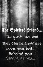 The Spirited Friend.... by joanne_panicker