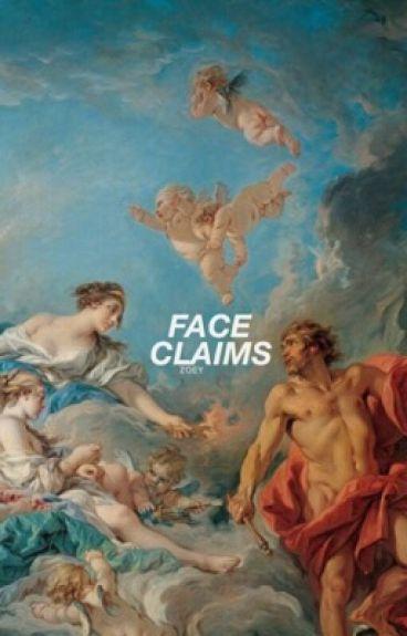 FACE CLAIMS [HELP]