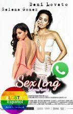 Sexting | Selena Gomez y Demi Lovato| by SelenaMonja