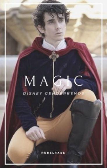 Disney! Genderbent X Reader Imagines