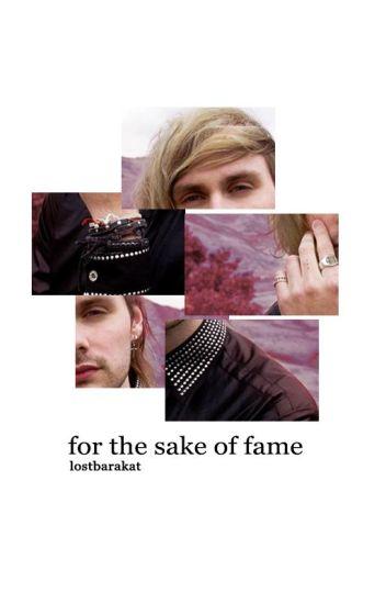 for the sake of fame | lrh + mgc