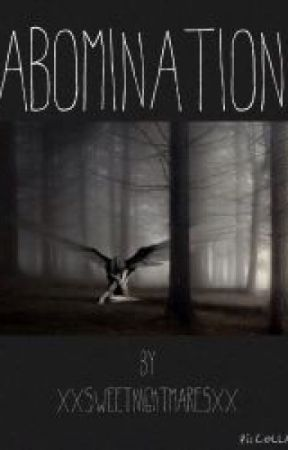 Abomination by Colourless_Psycho