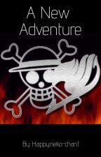A new adventure by Happynekochan1