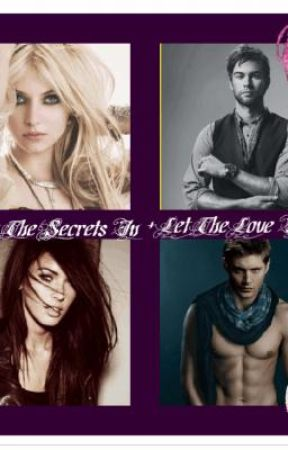 Let The Secrets In + Let The Love In ( Werewolf Romance Not Edited) by createandimagine