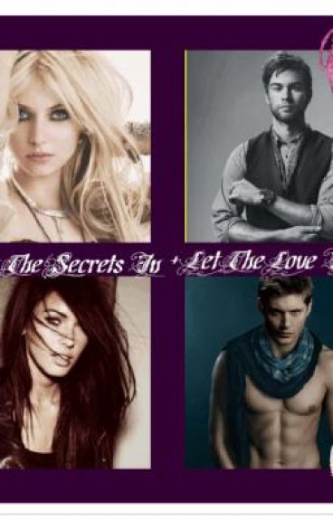 Let The Secrets In + Let The Love In ( Werewolf Romance Not Edited)